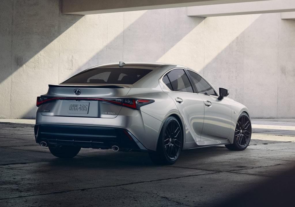 2021 Yeni Lexus IS Donanımları