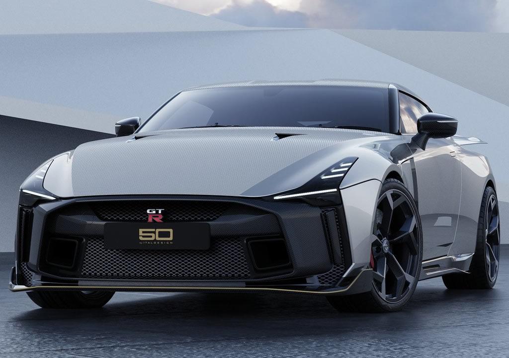 2021 Yeni Nissan GT-R50 by Italdesign Özellikleri