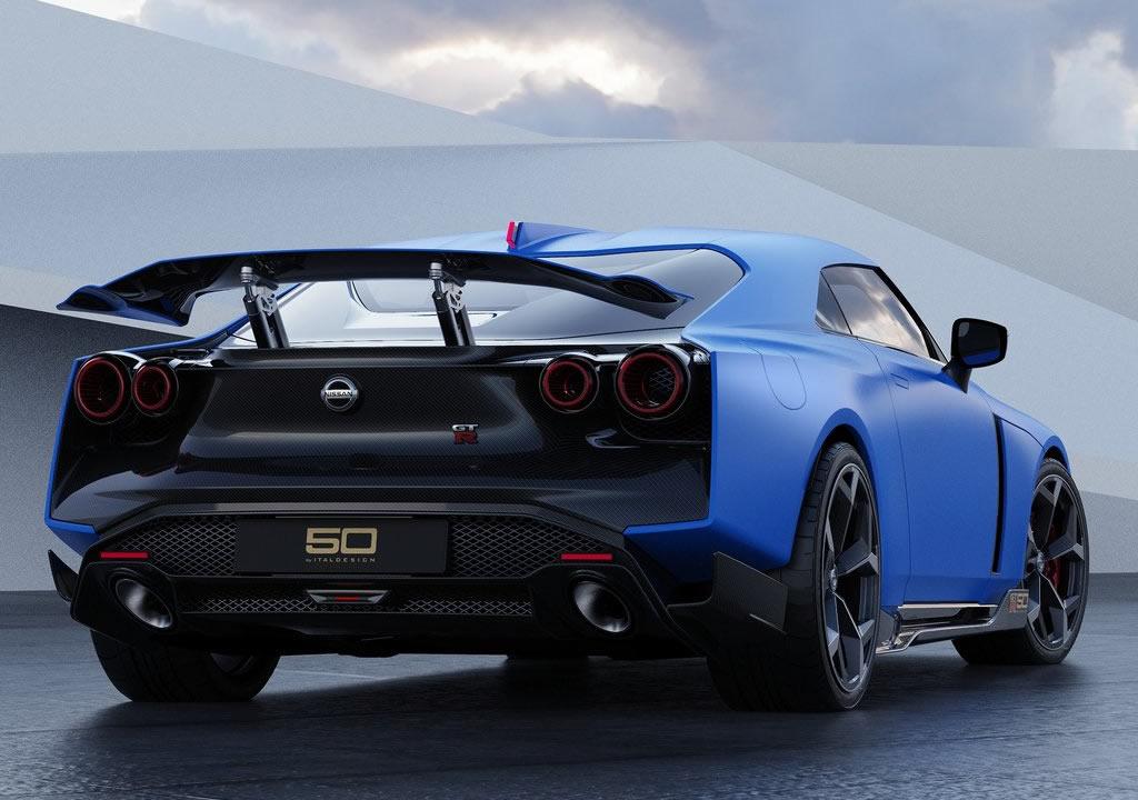 2021 Yeni Nissan GT-R50 by Italdesign Teknik Verileri