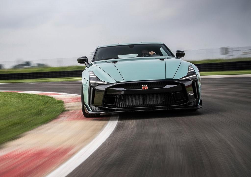 2021 Yeni Nissan GT-R50 by Italdesign Donanımları
