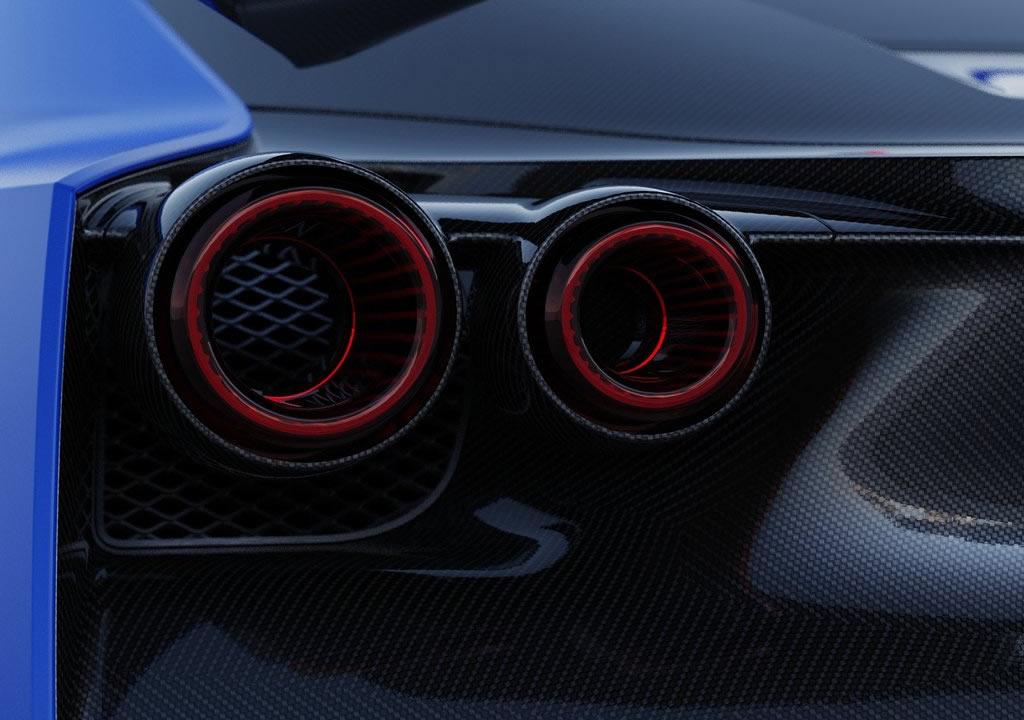 2021 Yeni Nissan GT-R50