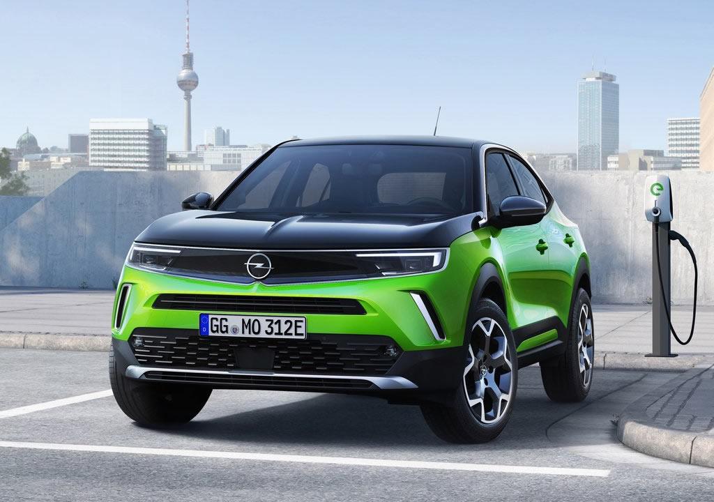 2021 Yeni Opel Mokka-e Özellikleri