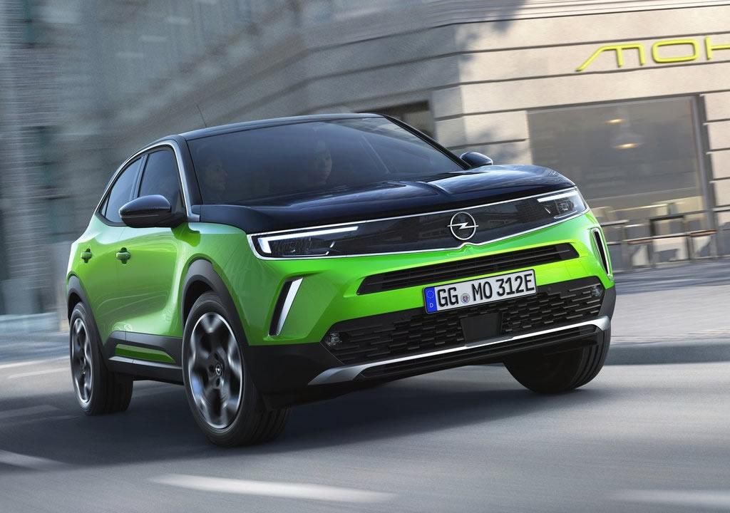 2021 Yeni Opel Mokka-e Teknik Özellikleri