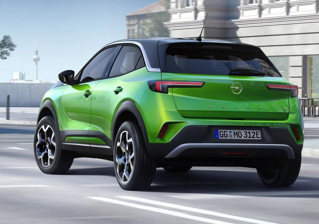 2021 Yeni Opel Mokka-e Kaç Beygir?