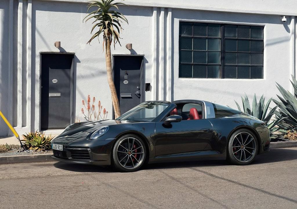 2021 Yeni Porsche 911 Targa 4 Teknik Özellikleri