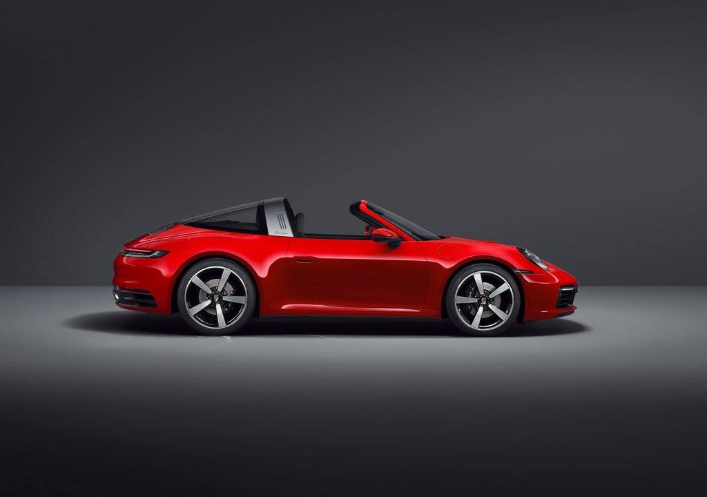 2021 Yeni Porsche 911 Targa 4 S Teknik Özellikleri