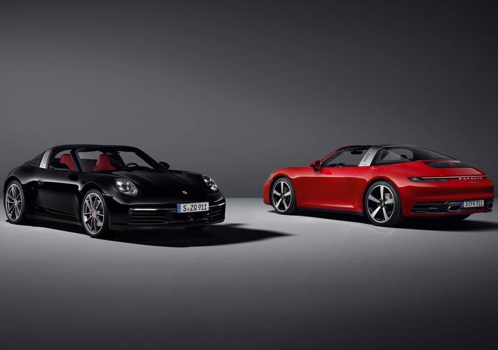 2021 Yeni Porsche 911 Targa 4 Kaç Beygir?