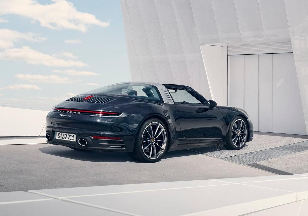 2021 Yeni Porsche 911 Targa 4 Fiyatı