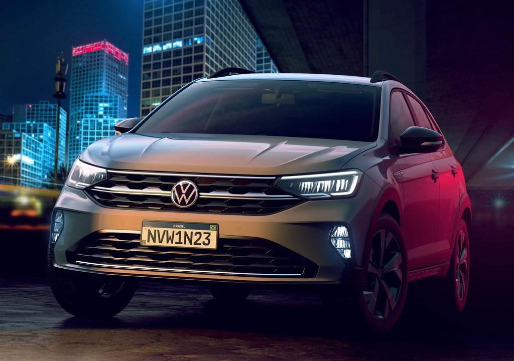 2021 Yeni Volkswagen Nivus