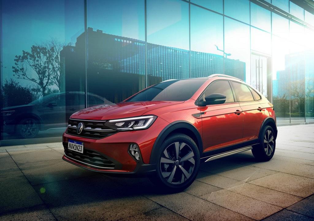 2021 Yeni Volkswagen Nivus Fotoğrafları