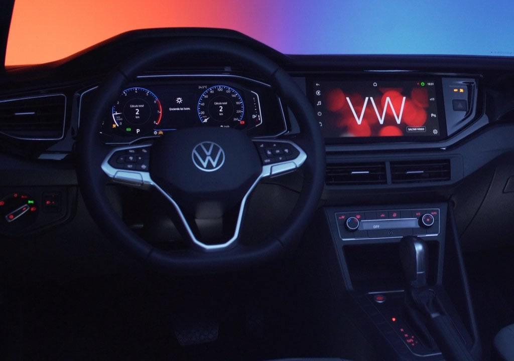 2021 Yeni Volkswagen Nivus İçi