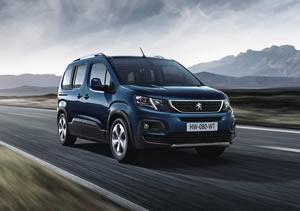 Peugeot Rifter Plus