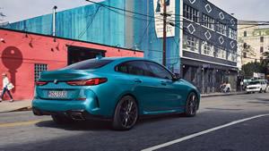 Yeni BMW 216d Gran Coupe