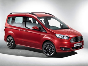 Ford Journey Courier