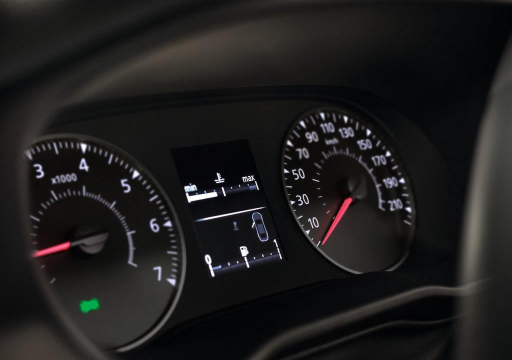LPG'li Dacia Duster