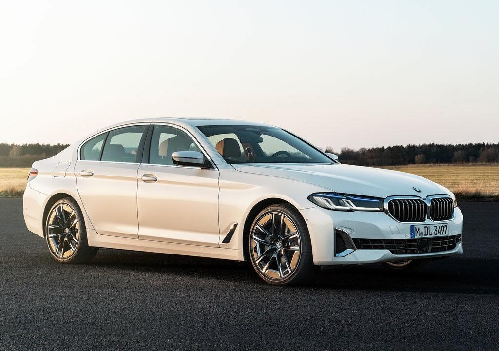 Makyajlı 2021 BMW 5 Serisi Teknik Özellikleri