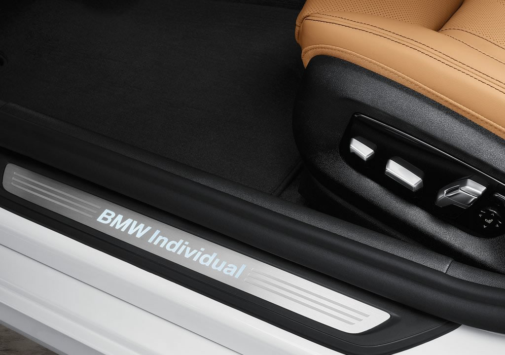 Makyajlı 2021 BMW 5 Serisi İçi