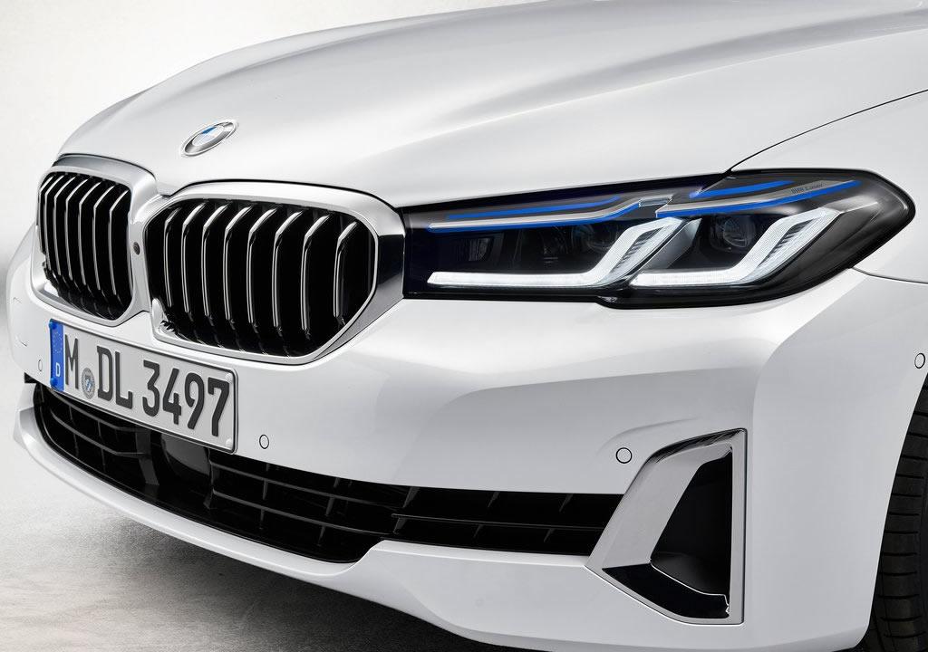 Makyajlı 2021 BMW 520i