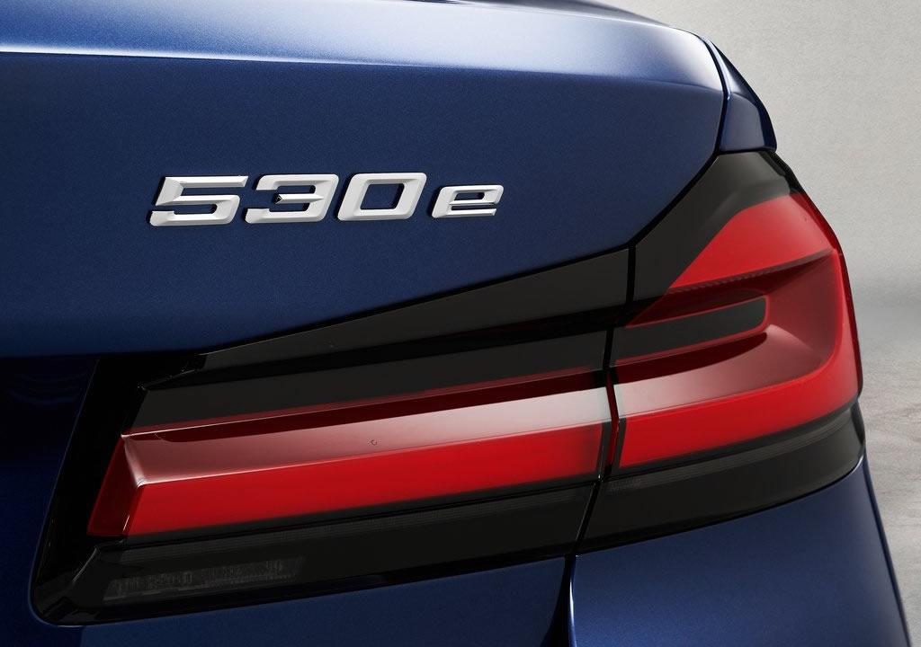 Makyajlı 2021 BMW 530e
