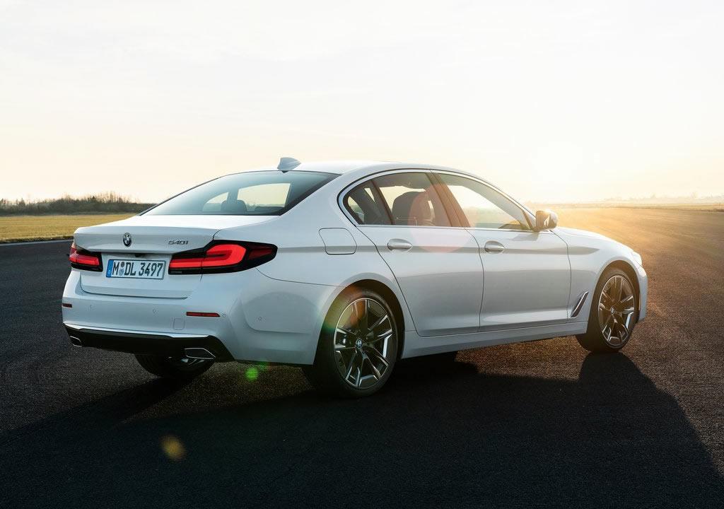 Makyajlı 2021 BMW 5 Serisi Özellikleri