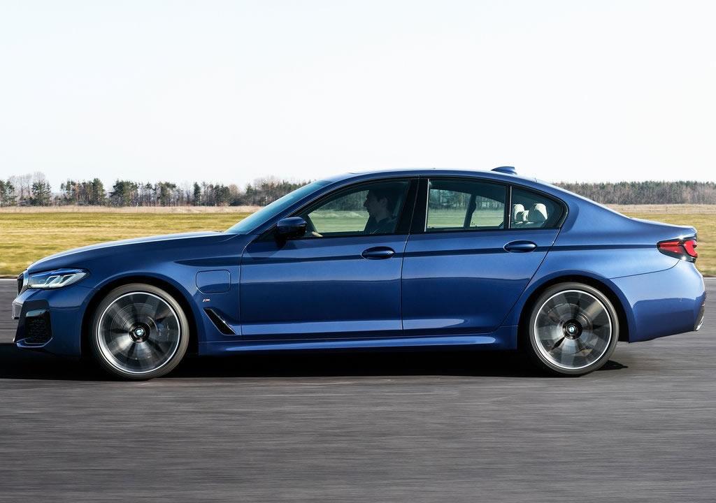 Makyajlı 2021 BMW 5 Serisi Donanımları