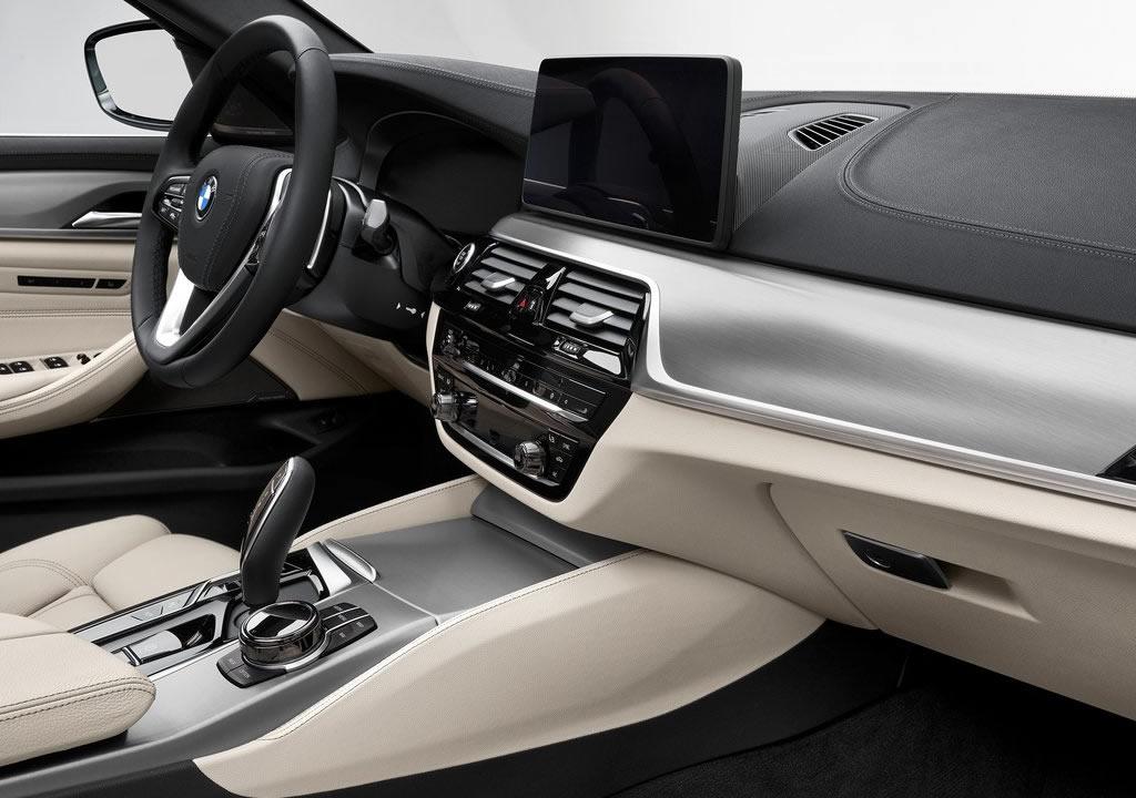 Makyajlı 2021 BMW 5 Serisi Touring Donanımları