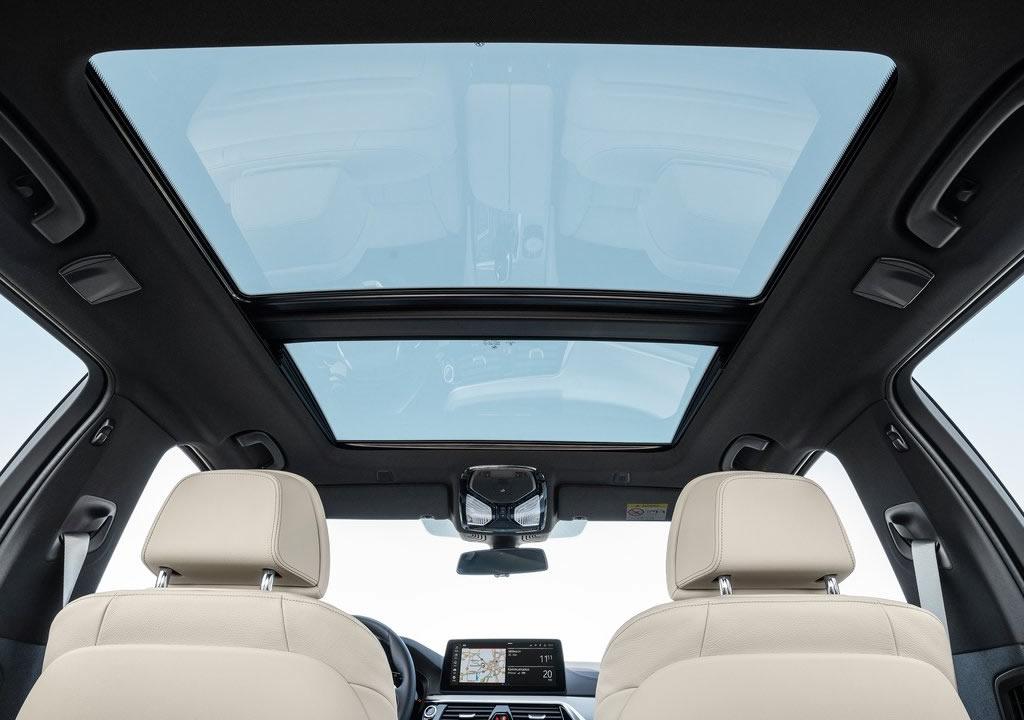 2021 BMW 5 Serisi Touring