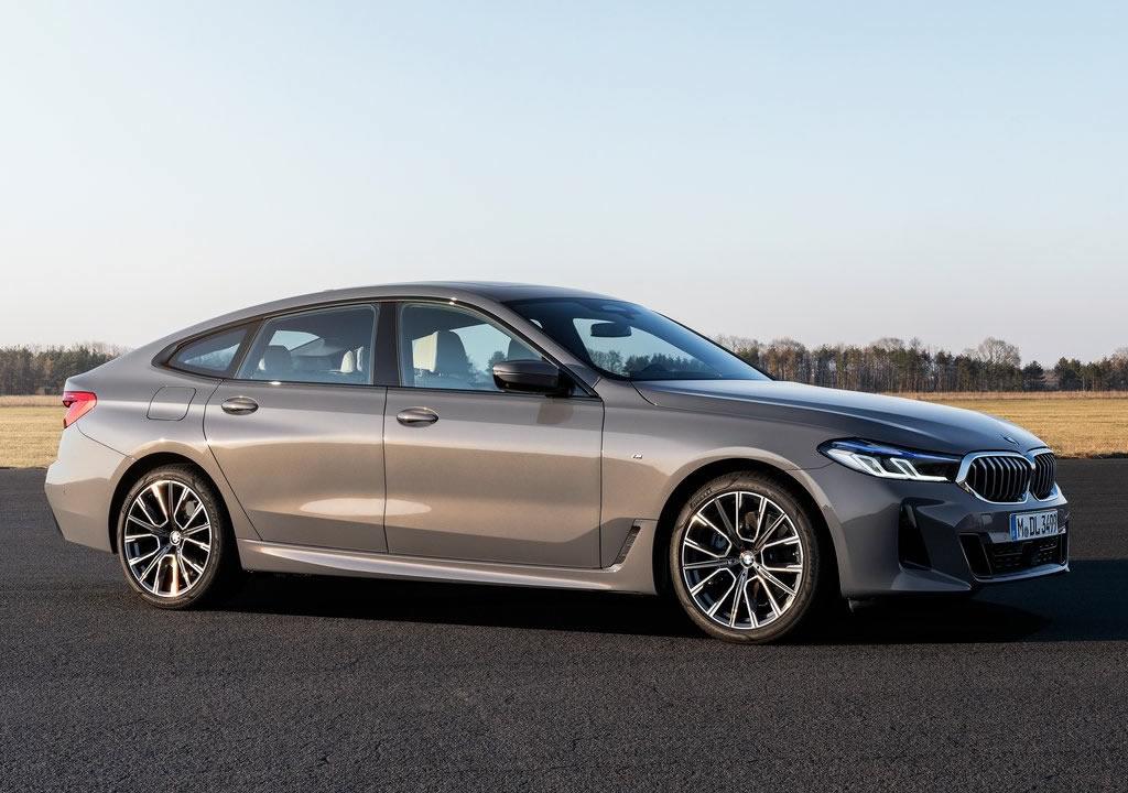 Makyajlı 2021 BMW 6 Serisi Gran Turismo Teknik Özellikleri