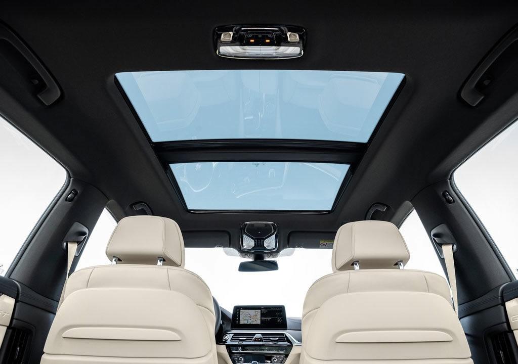 Makyajlı 2021 BMW 6 Serisi Gran Turismo Donanımları