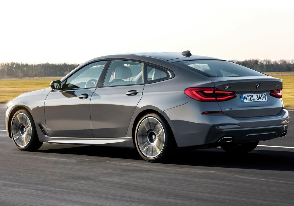 Makyajlı 2021 BMW 6 Serisi Gran Turismo Özellikleri