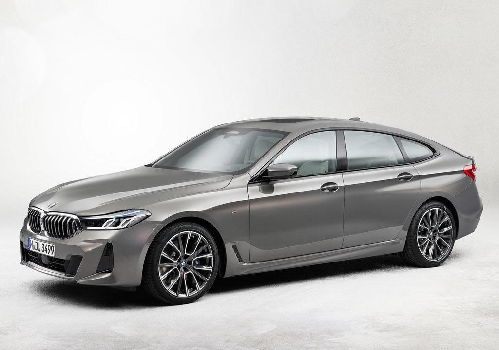 Makyajlı 2021 BMW 6 Serisi Gran Turismo Fiyatı