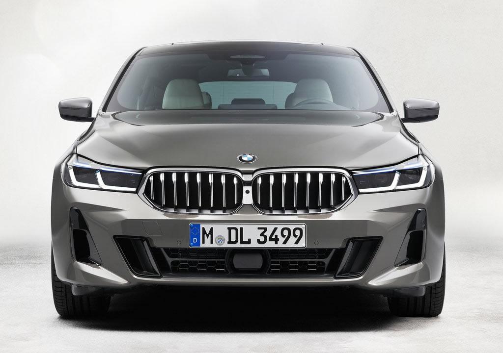 2021 BMW 6 Serisi Gran Turismo