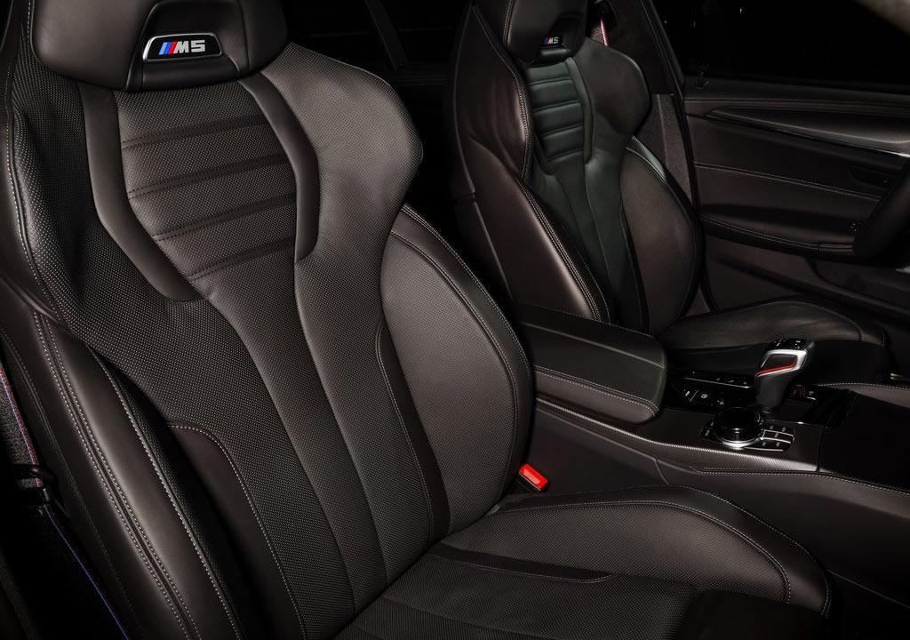 Makyajlı BMW M5 Competition Özellikleri