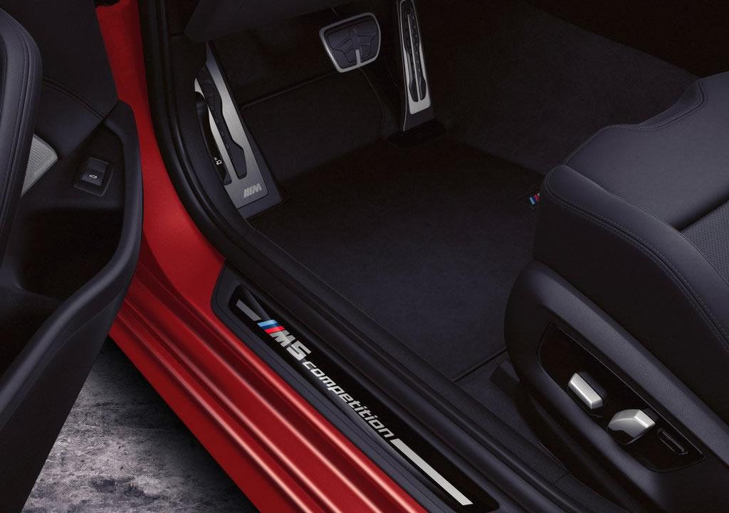 Makyajlı 2021 BMW M5
