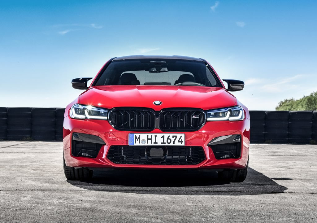 2021 BMW M5 Competition Türkiye