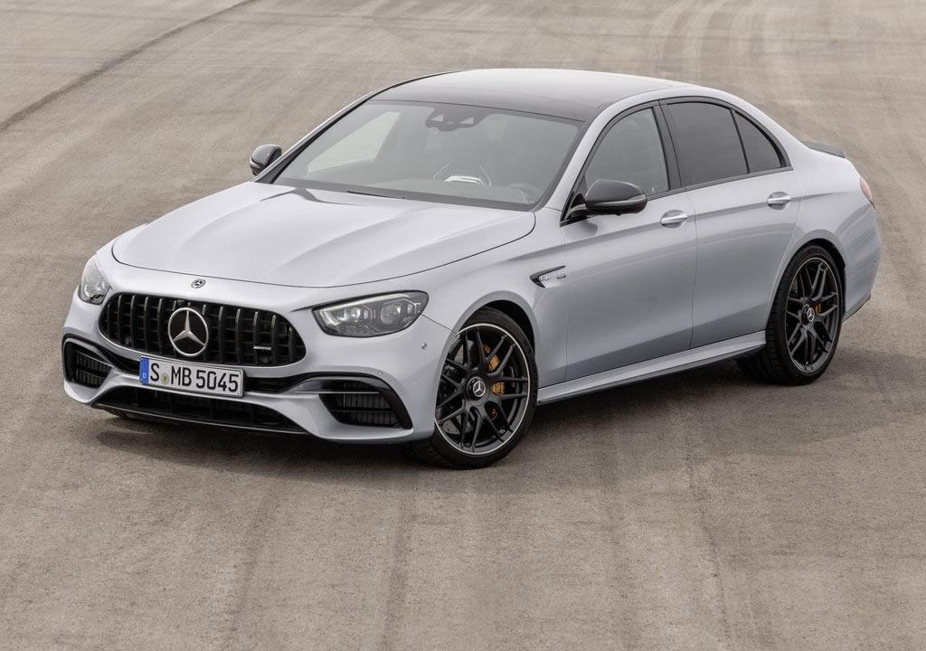 Makyajlı 2021 Mercedes-AMG E63 Teknik Özellikleri