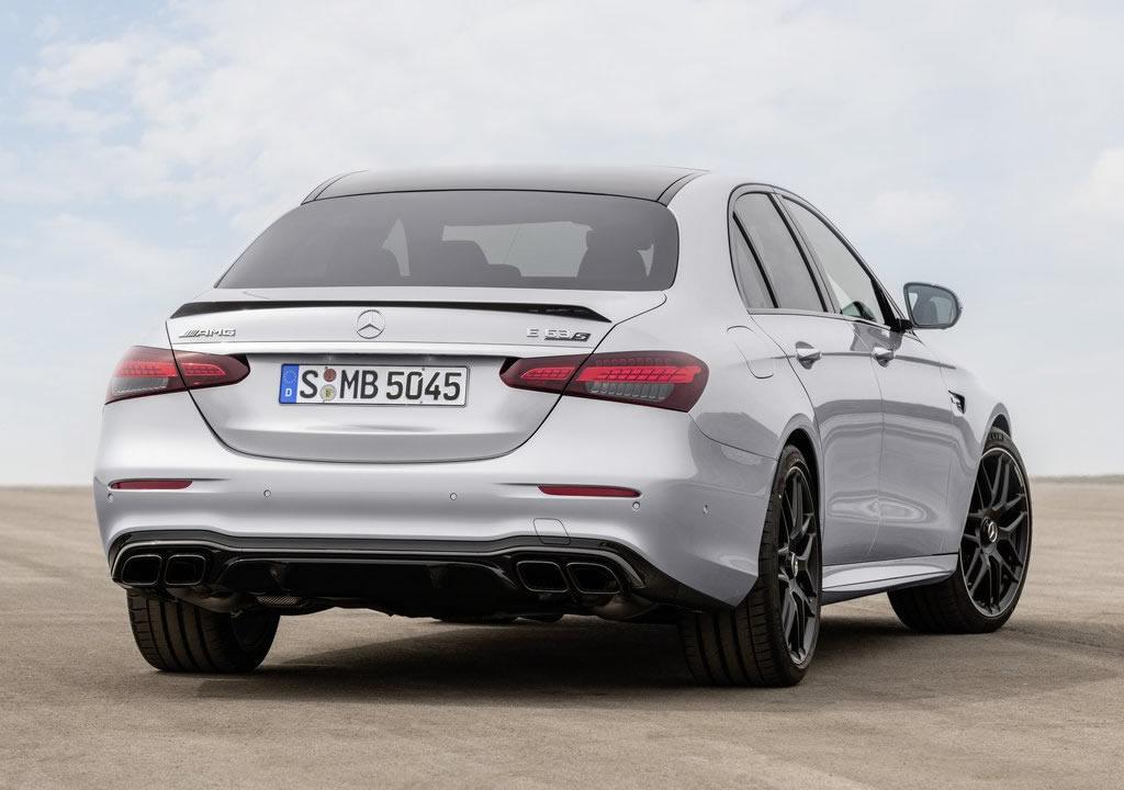Makyajlı 2021 Mercedes-AMG E63 Özellikleri