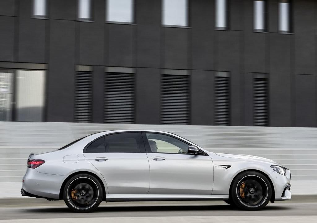 Makyajlı 2021 Mercedes-AMG E63