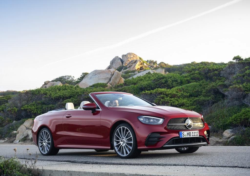 Makyajlı 2021 Mercedes-Benz E-Serisi Cabriolet Özellikleri