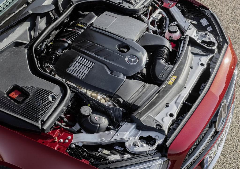 Makyajlı 2021 Mercedes-Benz E-Serisi Cabriolet Motoru