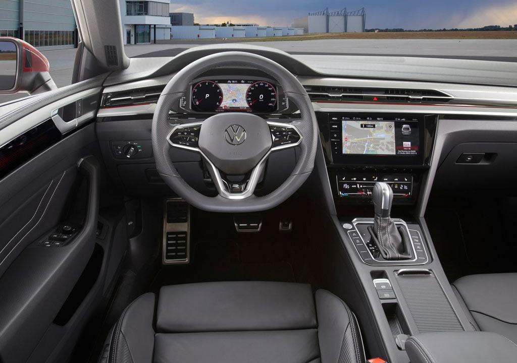 Makyajlı 2021 Volkswagen Arteon Kaç Beygir?