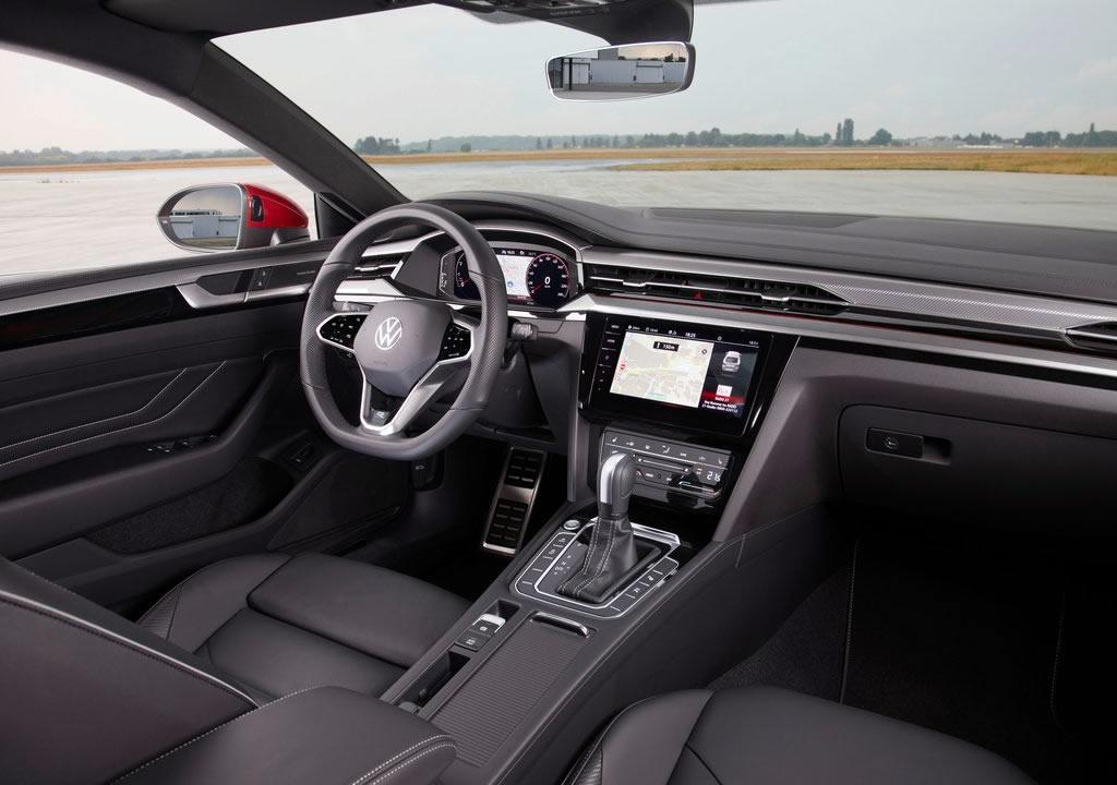 Makyajlı 2021 Volkswagen Arteon Hibrit