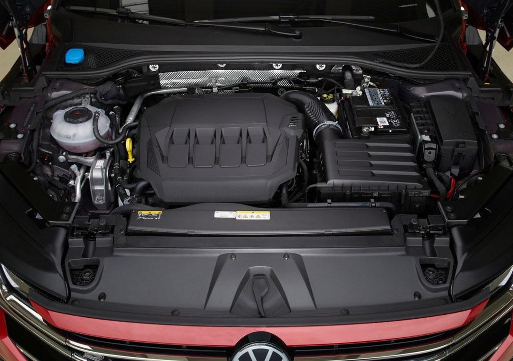 Makyajlı 2021 Volkswagen Arteon Motor Seçenekleri