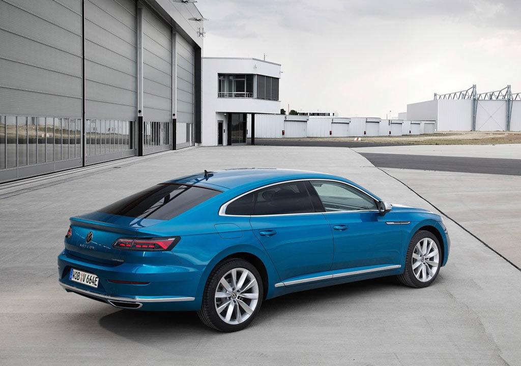 Makyajlı 2021 Volkswagen Arteon Donanımları
