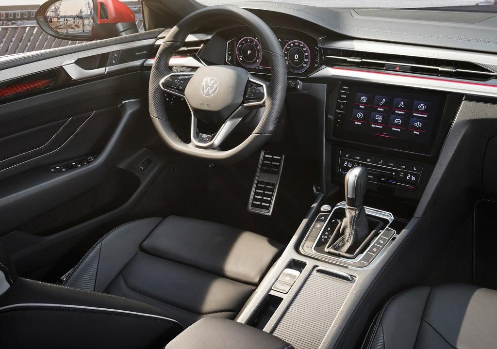 Makyajlı 2021 Volkswagen Arteon Fotoğrafları