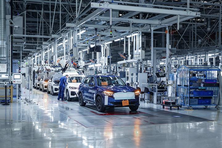 Yeni BMW iX3 Ne Zaman Çıkacak?