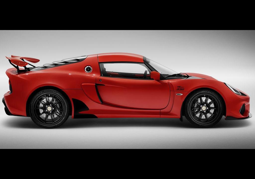 2020 Lotus Exige Sport 410 20th Anniversary Edition Donanımları