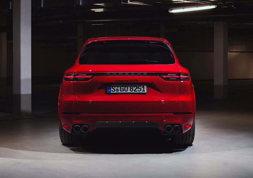 2020 Porsche Cayenne GTS Kaç Beygir?