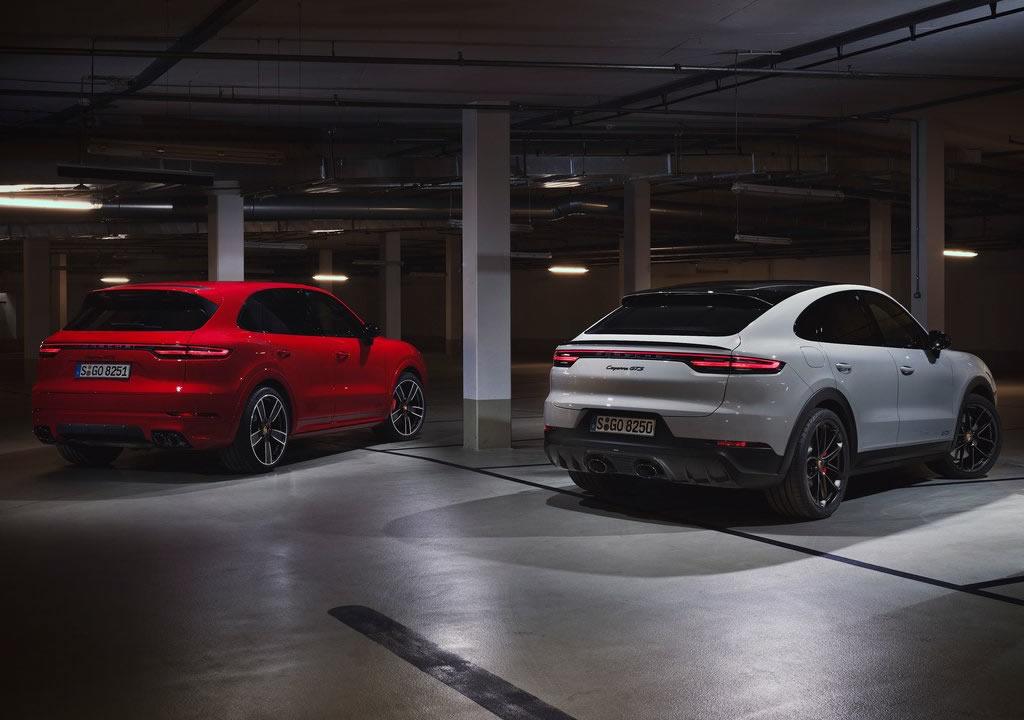 2020 Porsche Cayenne GTS 0-100 km/s