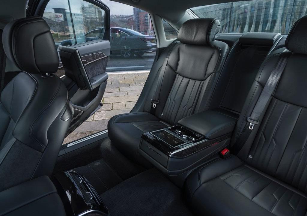 Yeni Audi A8 L 60 TFSI e Fotoğrafları